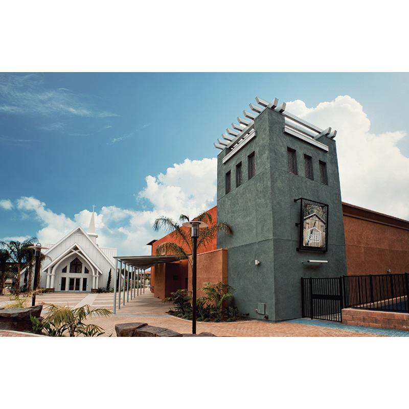 First Christian Church, Surf City USA
