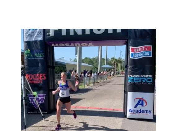 WJU Student-Athlete, Mom Wins NAIA Marathon (Plus News Briefs)