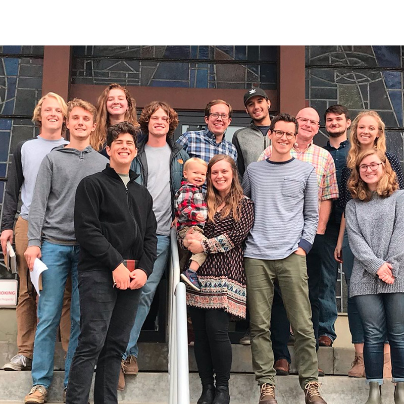 Milligan's New Ministry Leadership Program Off to Exciting Start