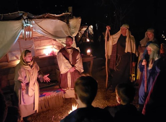 Even after 25 Years, Churches Welcome Thousands for 'Journey to Bethlehem'