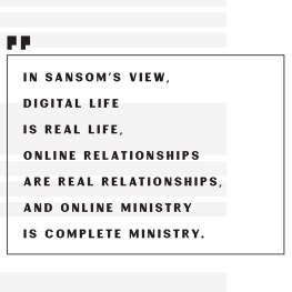 Can Online Churches Create Offline Connections?