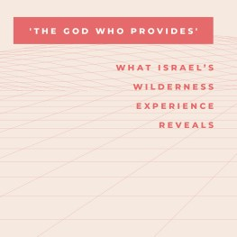 'The God Who Provides'
