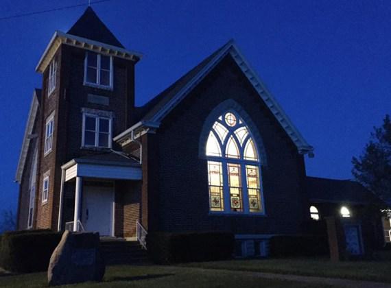 Tornado Sends Church on Twisty Path to New Home
