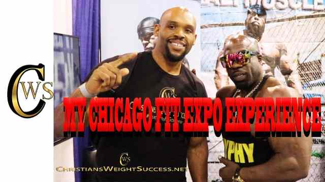 chicago fit expo