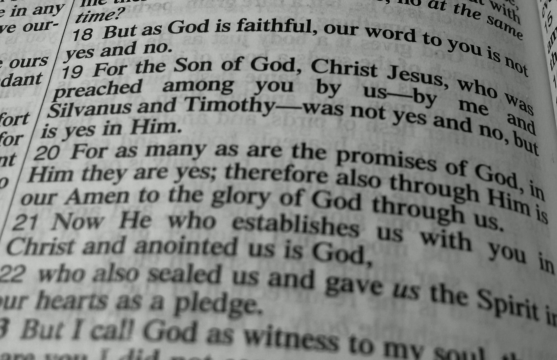 Christ Culminates Everything: The 'Amen'