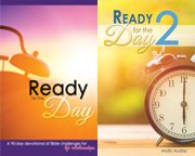 ready for the day 1 & 2 kjv devotional books for women