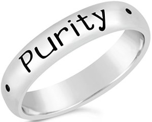 christian purity rings