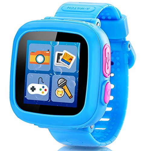 Game Smart Watch For Kids Children Boys Girls With Camera