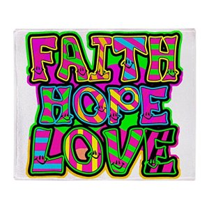 Faith Hope Love - Christian Women Gifts