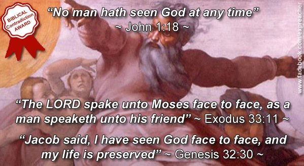 Image result for image of contradictions in the Bible