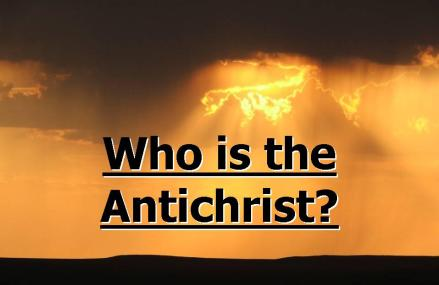 Five Reasons why the Antichrist will come from the Middle East