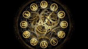 Will Time exist in Heaven? http://jimking.deviantart.com/art/Mechanical-Clock-HD-FULL-SCREEN-for-xwidget-381489492