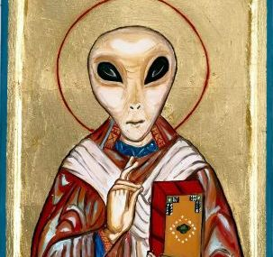 Is God an Alien?