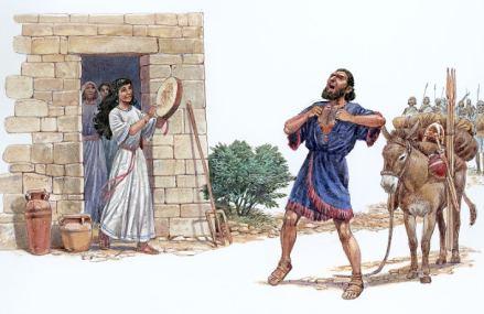 Did Jephthah Sacrifice his Daughter?