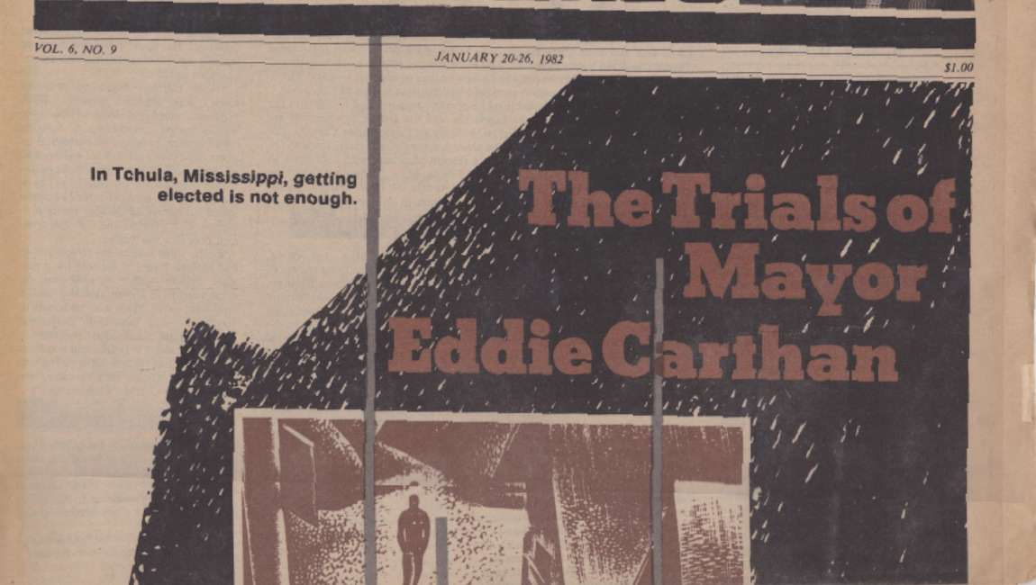 Eddie Carthean: In These Times