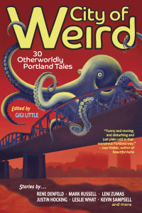 cover image for City of Weird