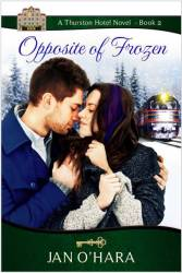 cover image for Opposite of Frozen
