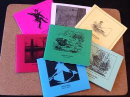 Chapbooks by Gary C. Busha