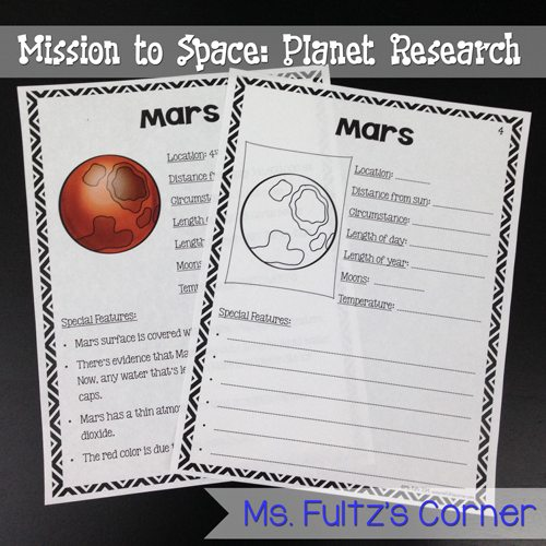 http://www.teacherspayteachers.com/Product/Planet-Research-Unit-for-Big-Kids-1310536