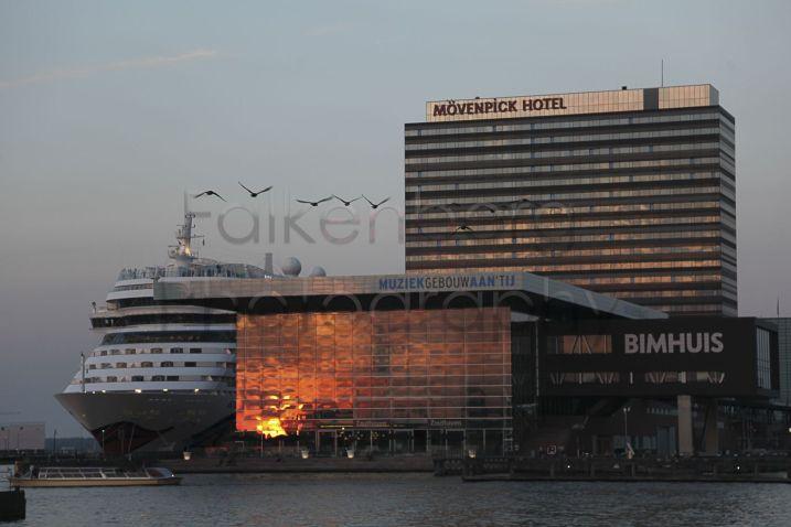 Europa, Westeuropa, Niederlande, Holland, Amsterdam, MoWasser, 107/2013