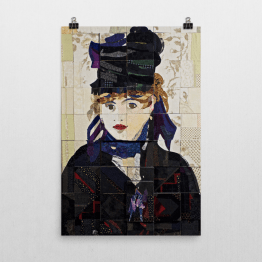 Berthe Morisot – Wall Art (24x36 inches)