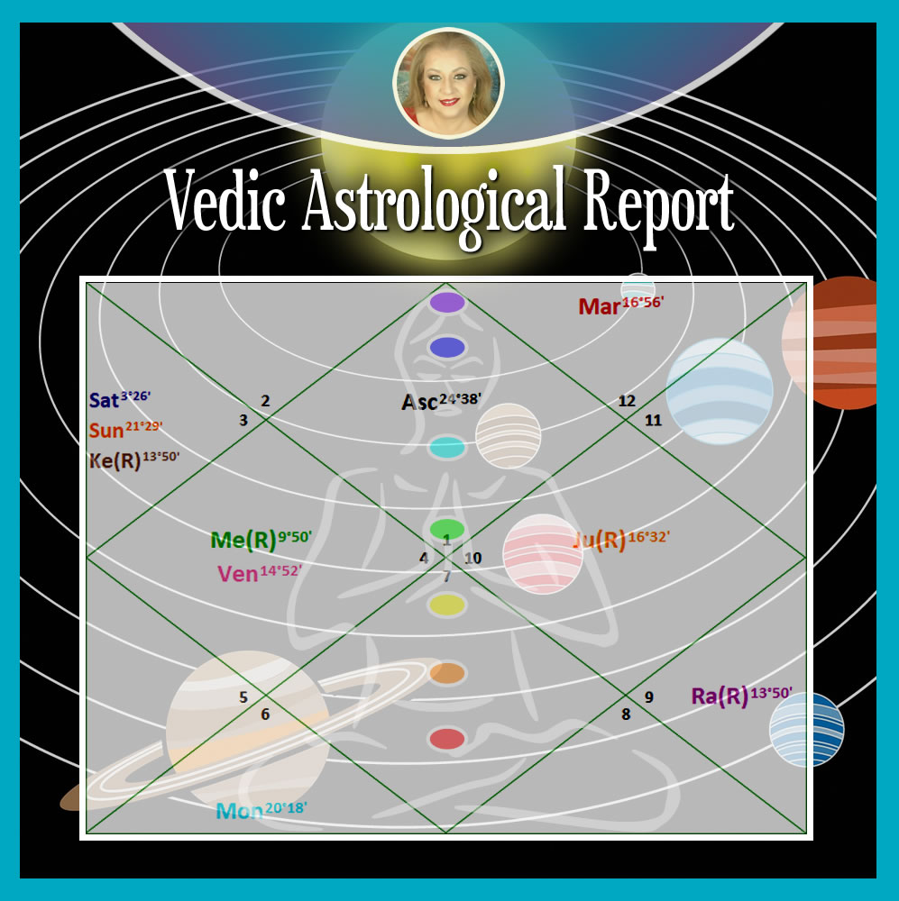 Vedic Astral Report