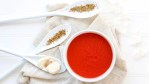 Roasted Red Pepper Soup Christina Carlyle