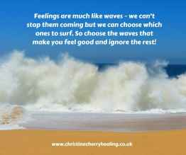 Help to Let go of negative thinking