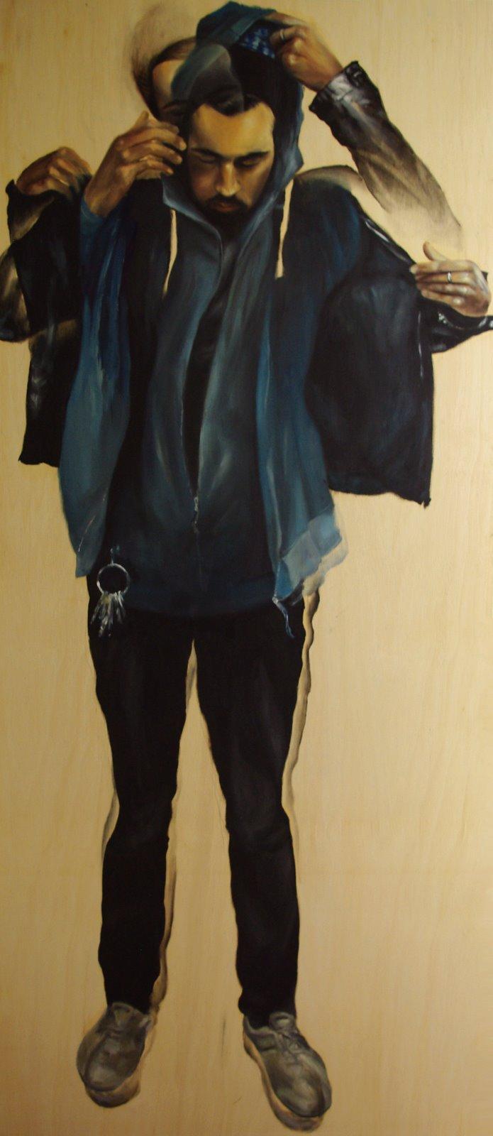 Painting Photos Series: Zaine