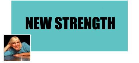 New Strength Banner