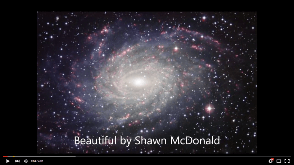 Beautiful, by Shawn McDonald