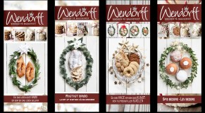 Wendorff Julebannere oplæg