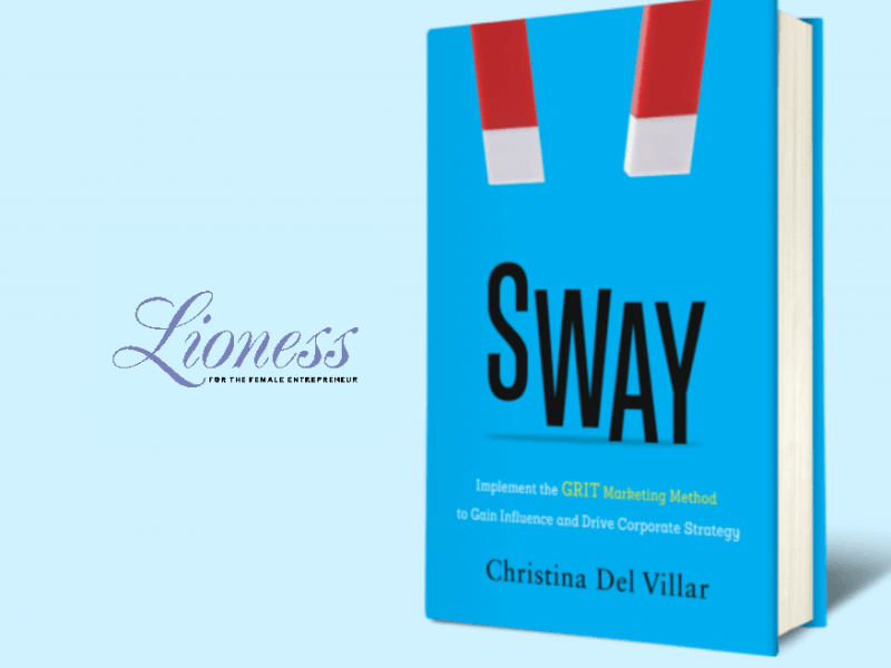 Lioness magazine | Sway book cover