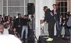 Dupri tells how So So Def got its start. An American success story.