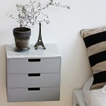 Diy Bedside Table Christina Dueholm