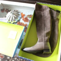 Tory Burch Over the Knee Boot Review!