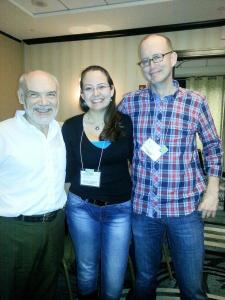 SCBWIMiami2013-BruceCoville-Me-MichaelStearns