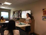 presenting projects