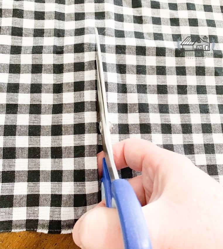 Cutting the Fabric