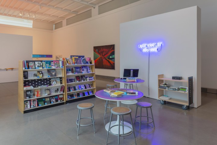 UltraViolet Archive Featured in Art Talks at Queens Public Library