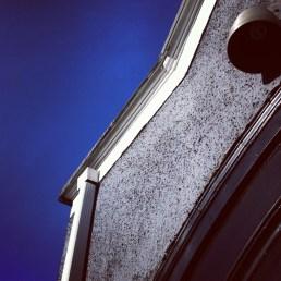 Grandview Calvary and the blue sky - Vancouver - 2012
