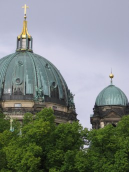 Berlin Cathedral, Germany - Summer 2005