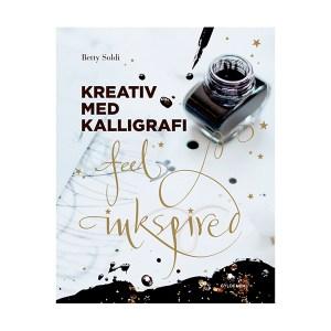 Betty Soldi - Kreativ med kalligrafi