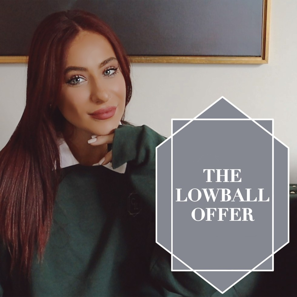 THE LOWBALL OFFER: Real Estate Investing in New York Episode 20 - Christina Kremidas