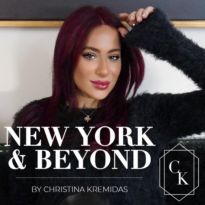 New York & Beyond by Christina Kremidas