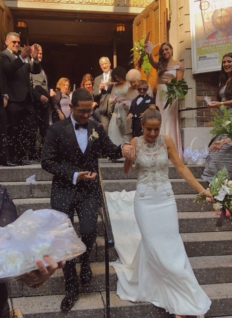 Wedding Day in NYC | Christina Kremidas