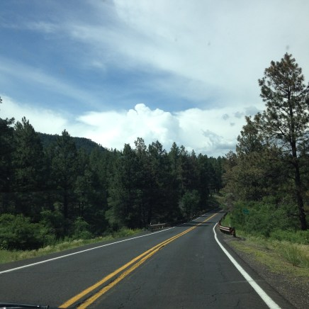The drive to Flagstaff is stunning... if you can stay awake