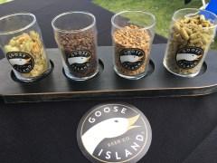 Goose Island table