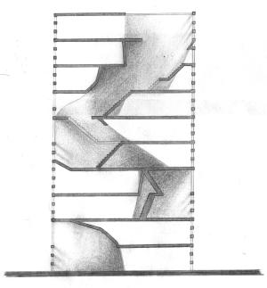 Fall 2010 – Architect Case Study: Steven Holl [Diagrams