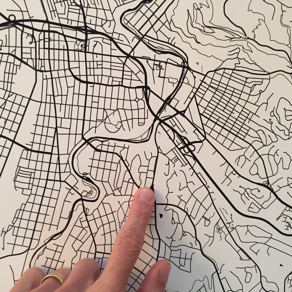 Maps Make the Perfect Gift